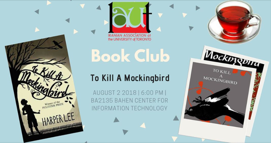 IAUT Book Club: To Kill A Mockingbird