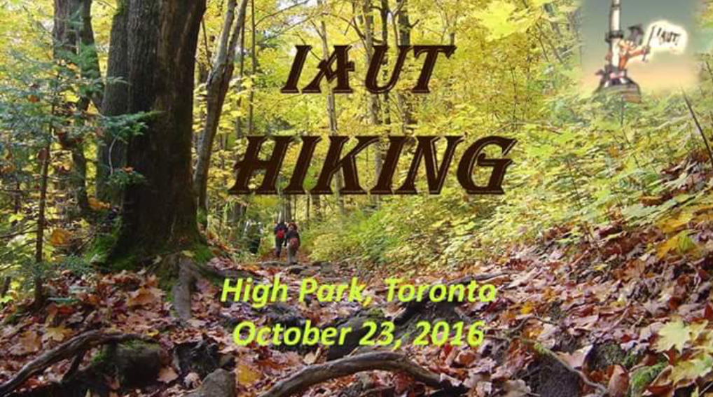 IAUT first Autumn Hiking